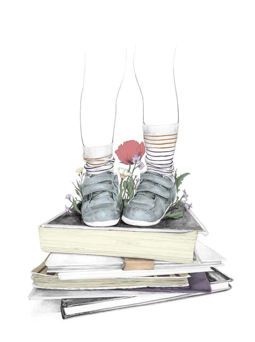 La Educación - Portada para El Topo #18 3