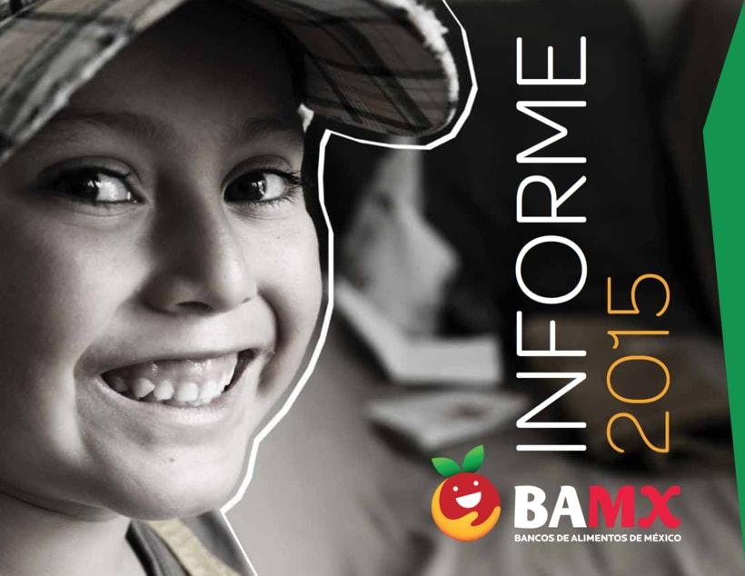 INFORME ANUAL BANCO DE ALIMENTOS DE MEXICO 2015 0