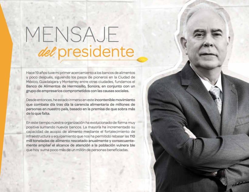 INFORME ANUAL BANCO DE ALIMENTOS DE MEXICO 2015 3