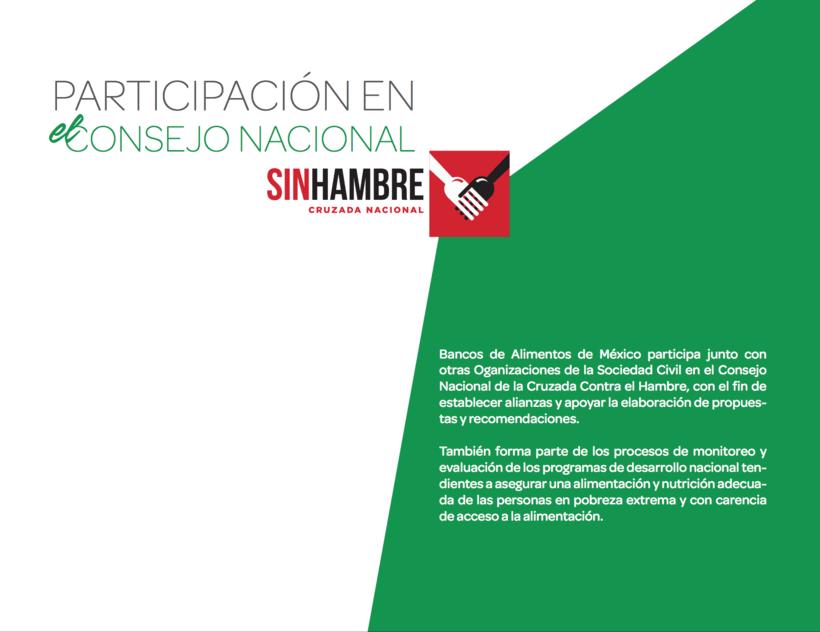 INFORME ANUAL BANCO DE ALIMENTOS DE MEXICO 2015 16