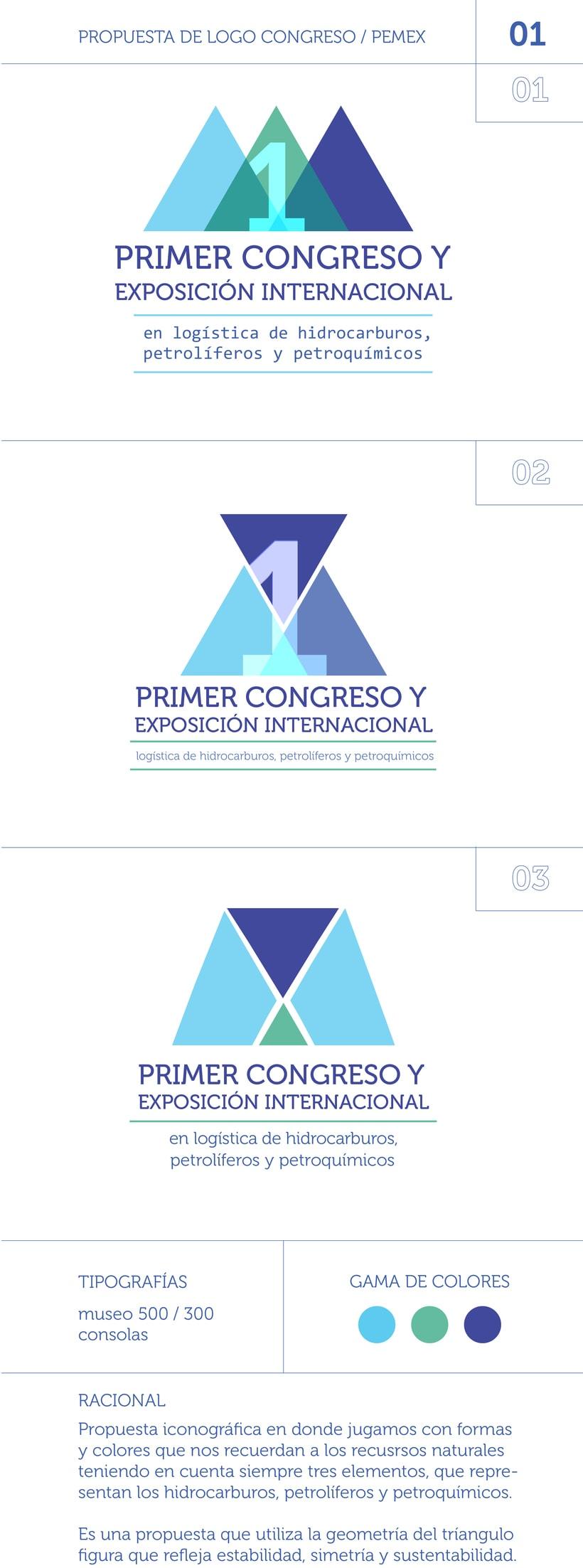 PRIMER CONGRESO Y EXPO INTERNACIONAL PEMEX -1