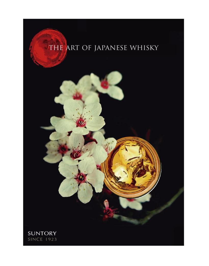 Suntory Whisky 6
