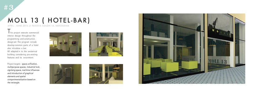 --Interior & Retail Design-- PORTFOLIO 10