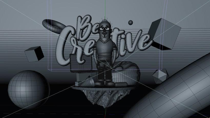 Be creative! -1