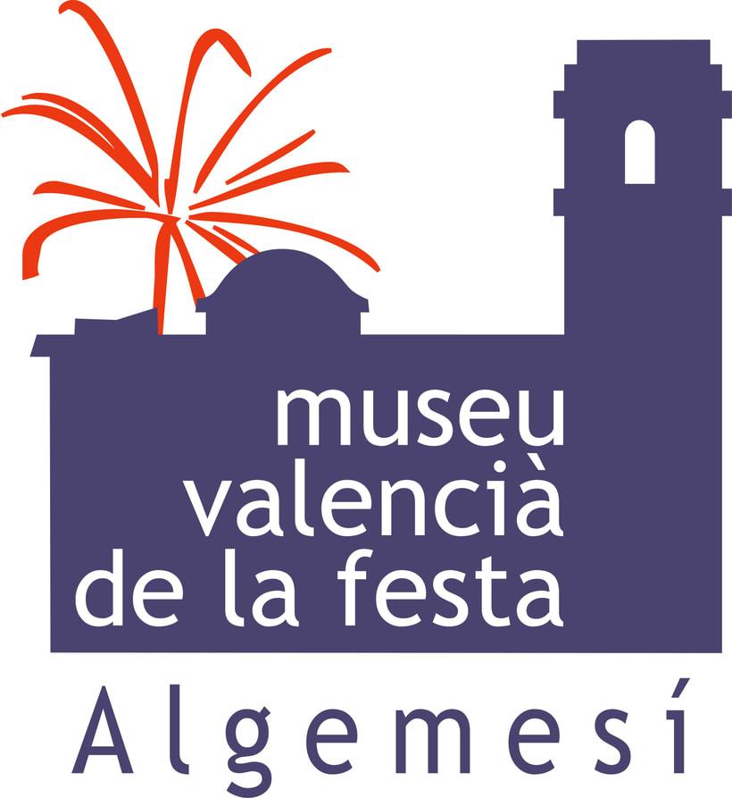 Identidad corporativa Museu Valencià de la Festa. 0