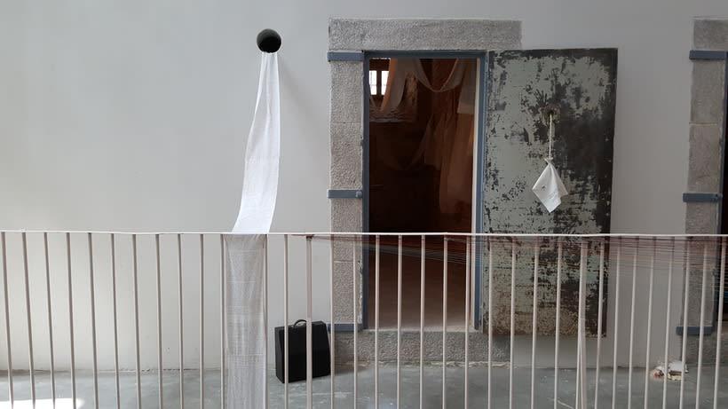 """La Cárcel _ Segovia """"Escribiendo en el camino entelado"""" 4"""