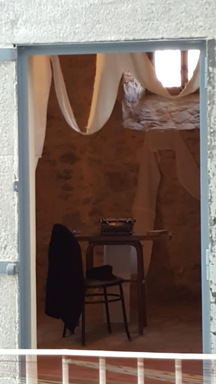 """La Cárcel _ Segovia """"Escribiendo en el camino entelado"""" 6"""