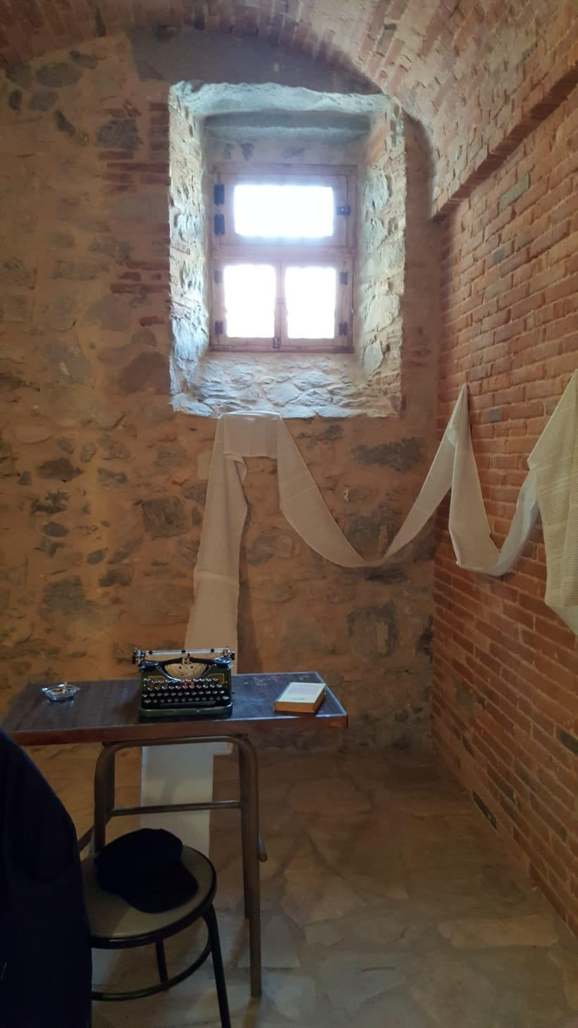"""La Cárcel _ Segovia """"Escribiendo en el camino entelado"""" 7"""