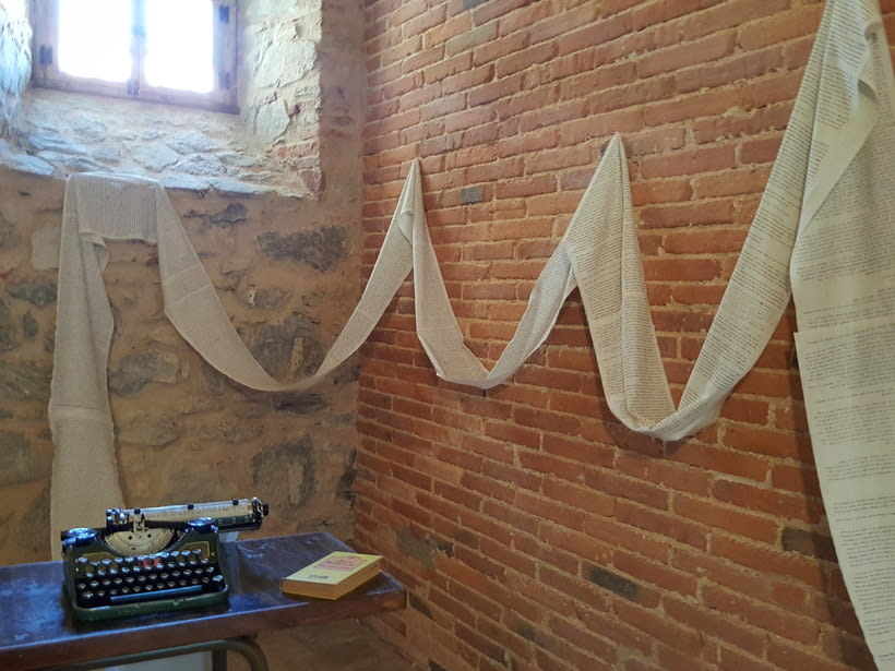 """La Cárcel _ Segovia """"Escribiendo en el camino entelado"""" 12"""