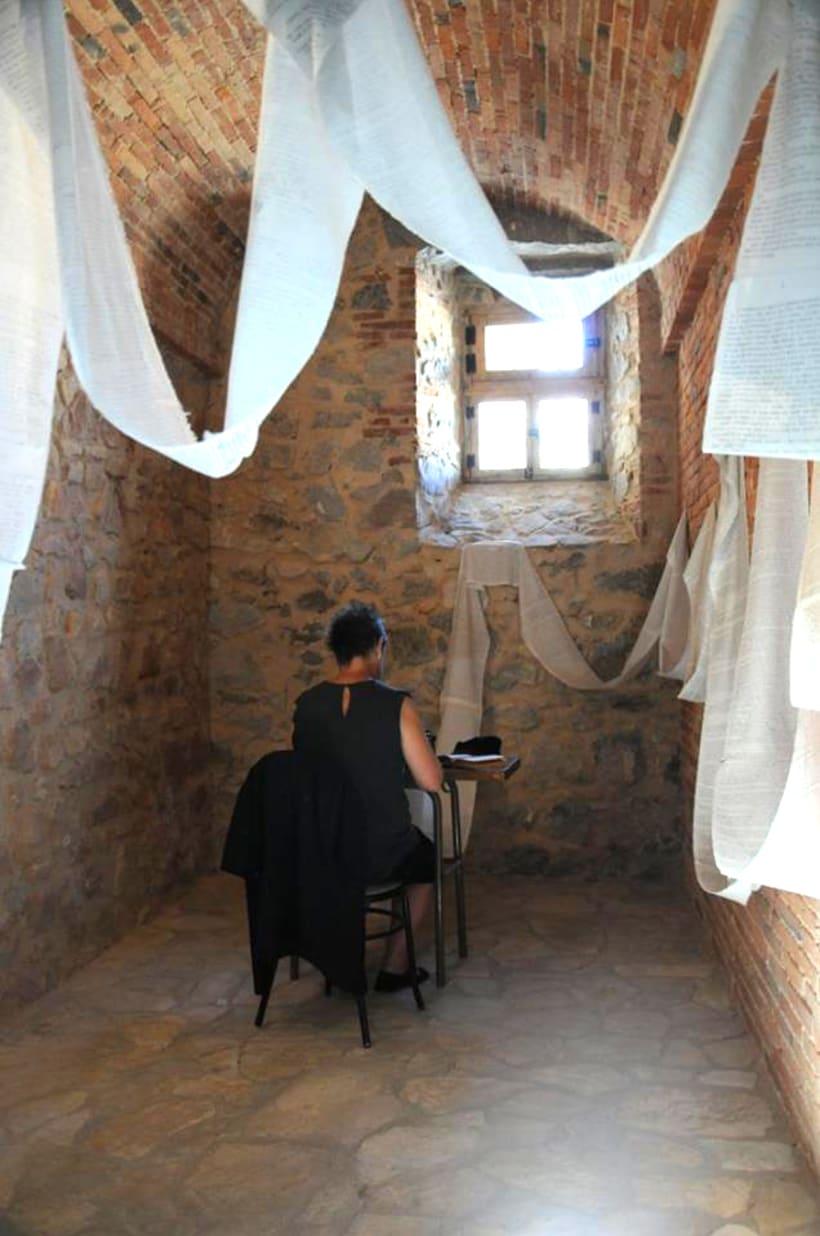 """La Cárcel _ Segovia """"Escribiendo en el camino entelado"""" 14"""