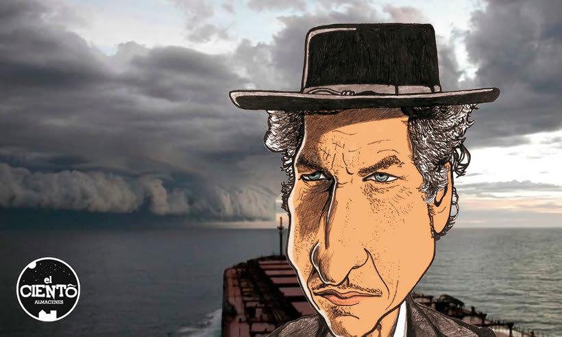 Diseños e ilustraciones que homenajean a Bob Dylan 6