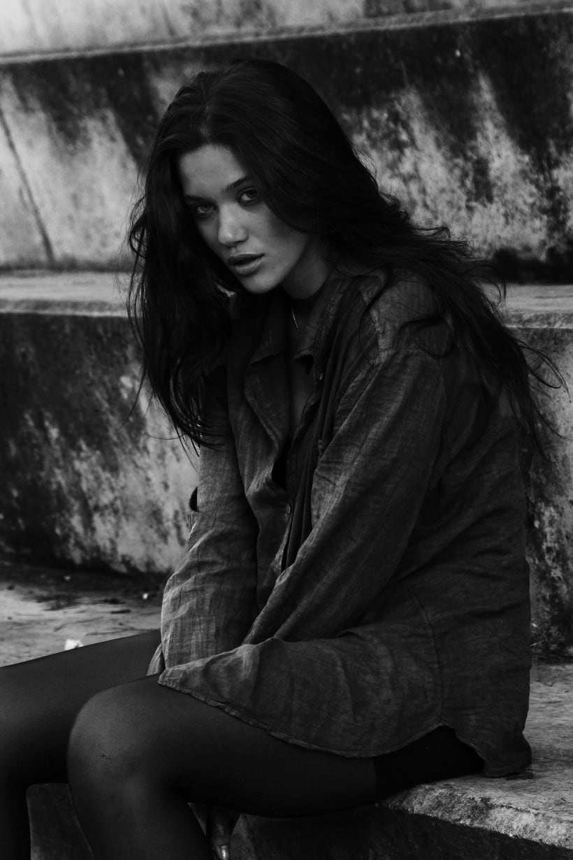 Alba Miró: 5th Avenue Model Management 1