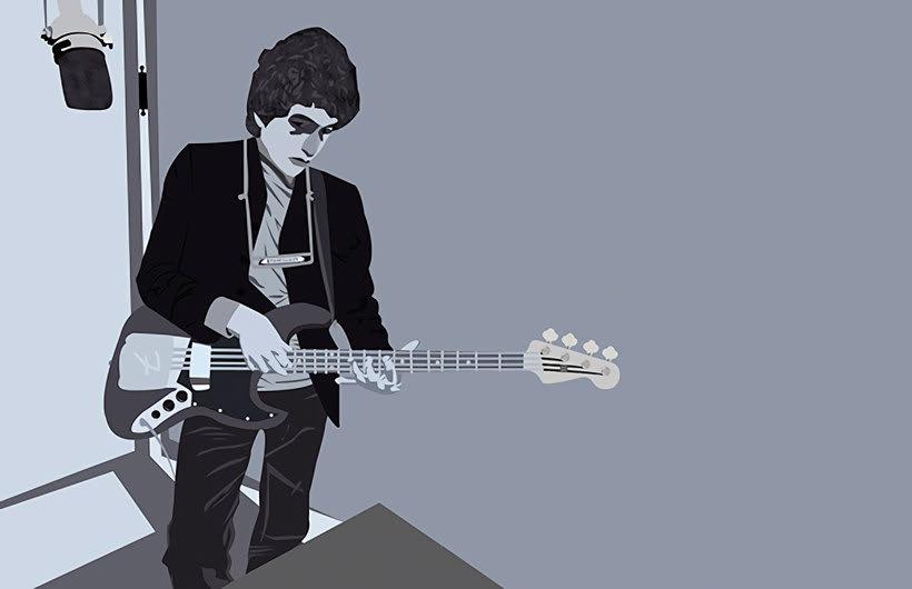 Diseños e ilustraciones que homenajean a Bob Dylan 18