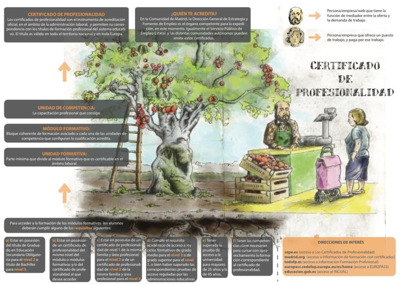 Diseño de Infografía con Illustrator 6