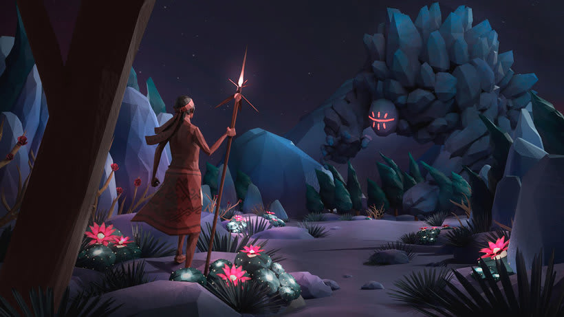 El folclore mexicano en 3D de Fer Aguilera Reyes 12
