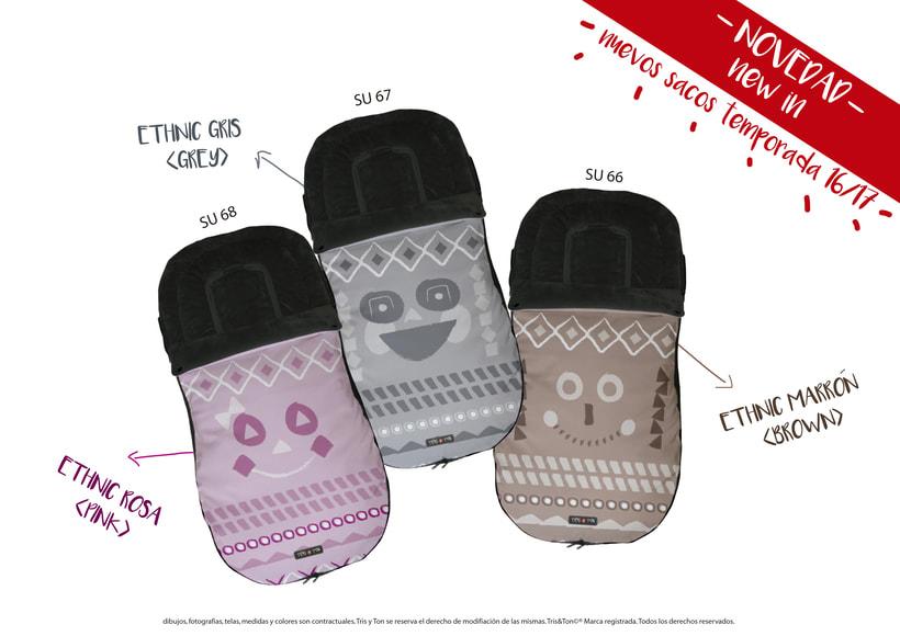 Diseños para los nuevos productos de Tris & Ton 2