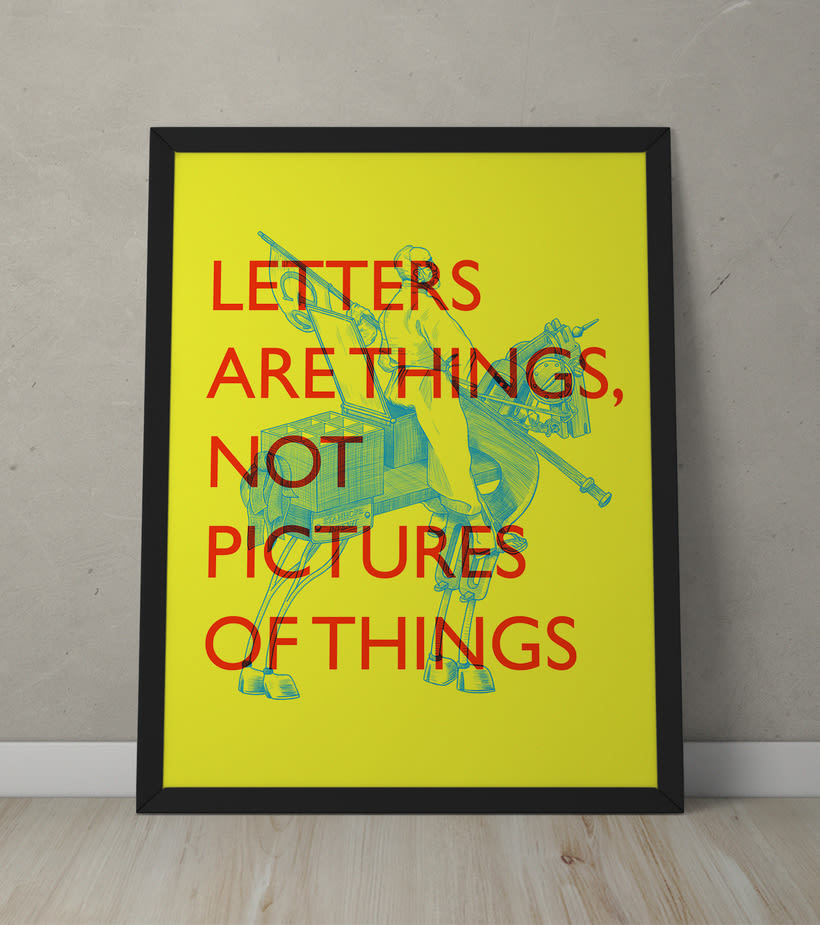 Lord Typo / Print 1