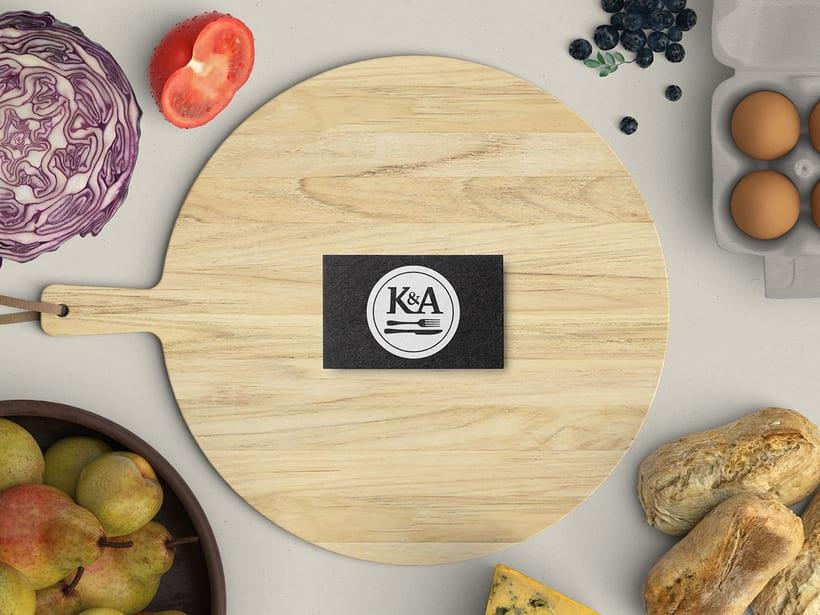 K&A / Diseño de marca 2
