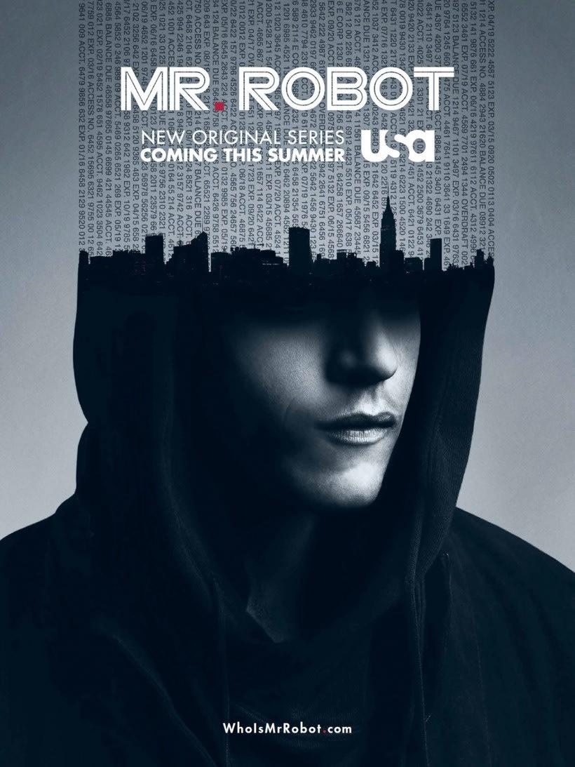 Poster Mr.Robot 0