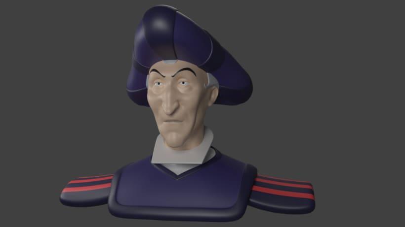 Mi Proyecto del curso: Modelado de personajes en 3D -1