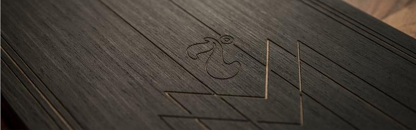 Séptimo Ostería (Naming, branding e interiorismo para restaurante) 14