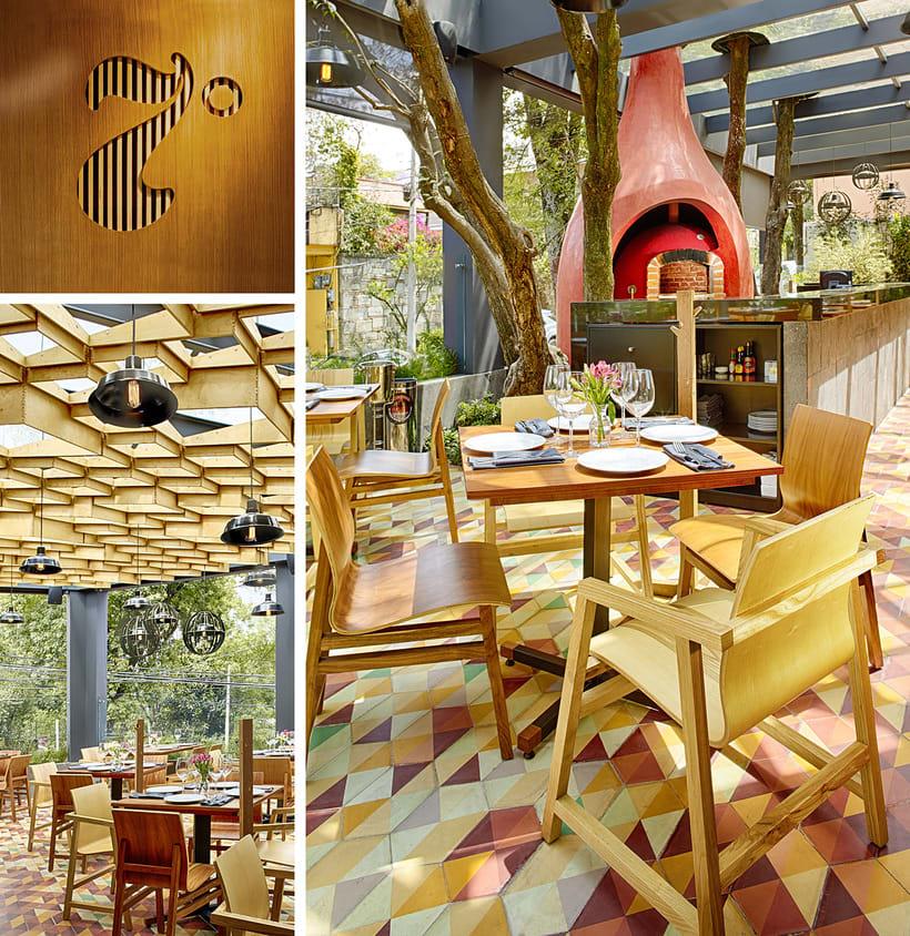 Séptimo Ostería (Naming, branding e interiorismo para restaurante) 21