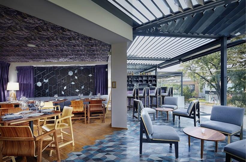 Séptimo Ostería (Naming, branding e interiorismo para restaurante) 24