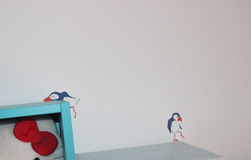 """Mural """"Pajaroleando"""" 10"""