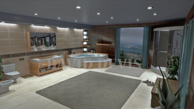3D Interior/Exterior 1
