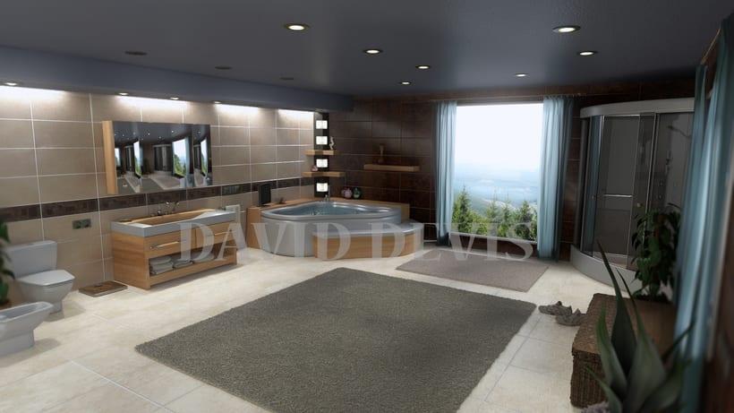 3D Interior/Exterior 2