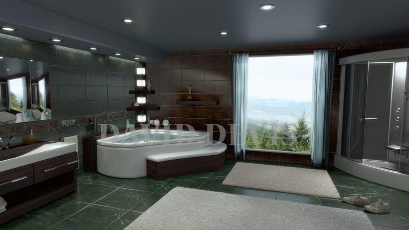 3D Interior/Exterior 4