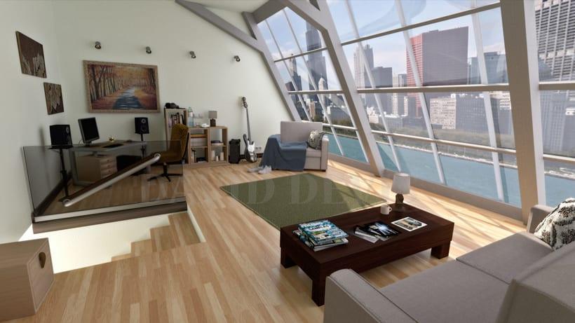3D Interior/Exterior 5