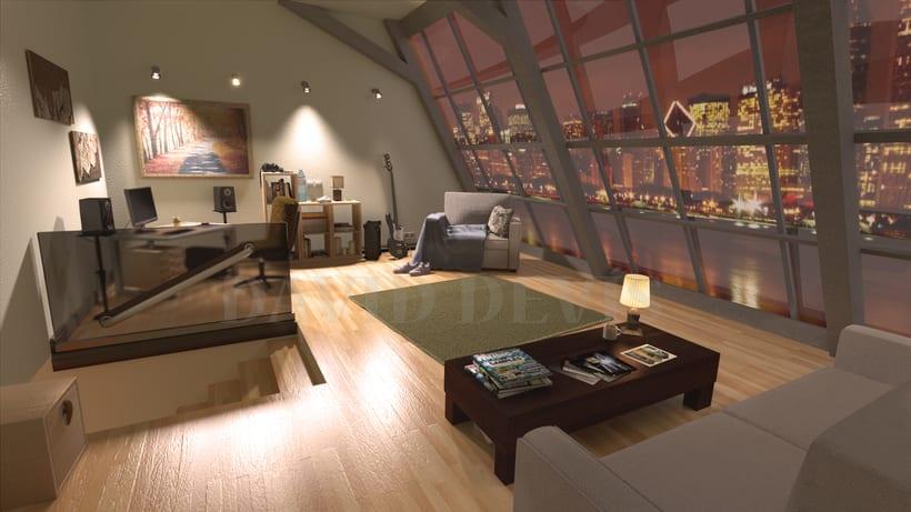 3D Interior/Exterior 6