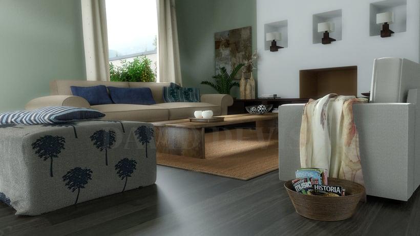 3D Interior/Exterior 8