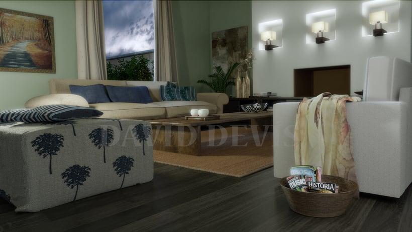 3D Interior/Exterior 9