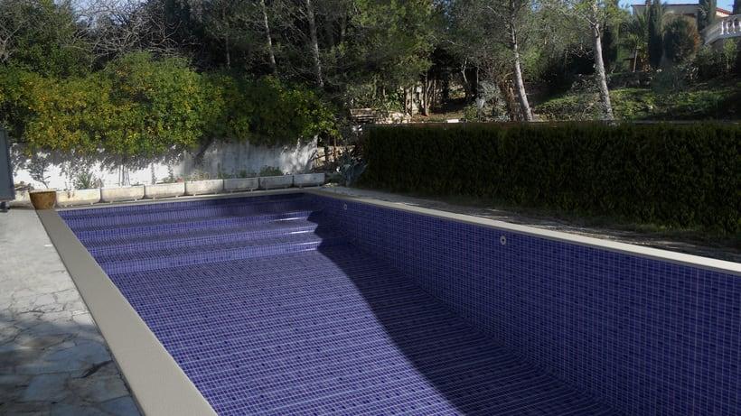 3D Montage fotografíaco/presupuestos de piscinas 12