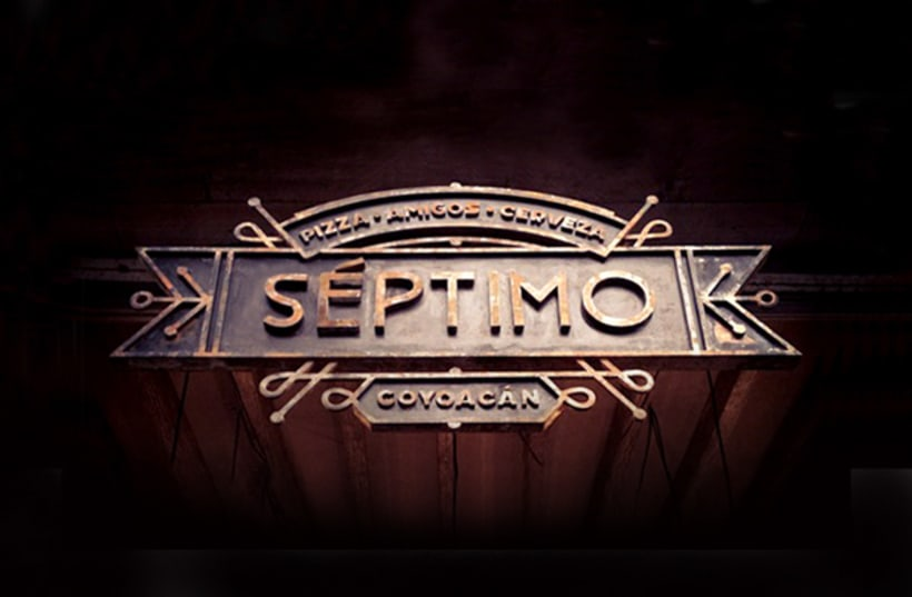 Séptimo Pizza (Naming, branding & interiorismo) 20