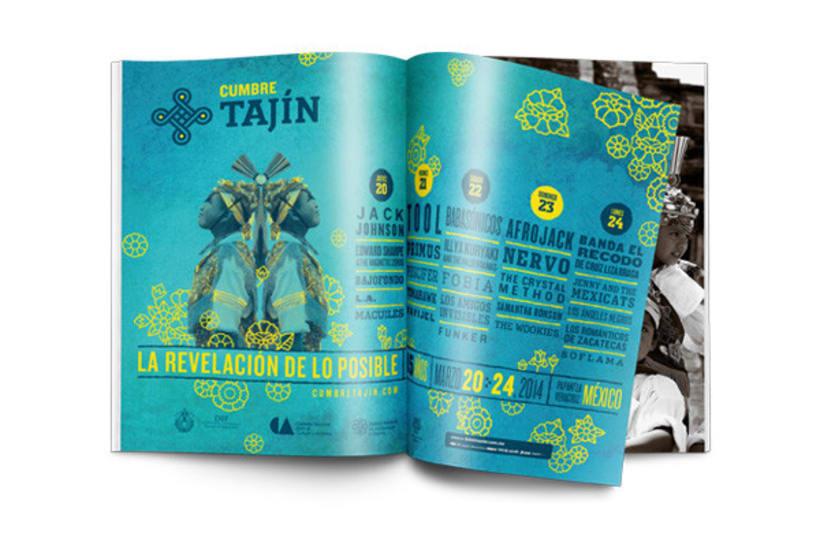 Cumbre Tajín (Rebrand) 4
