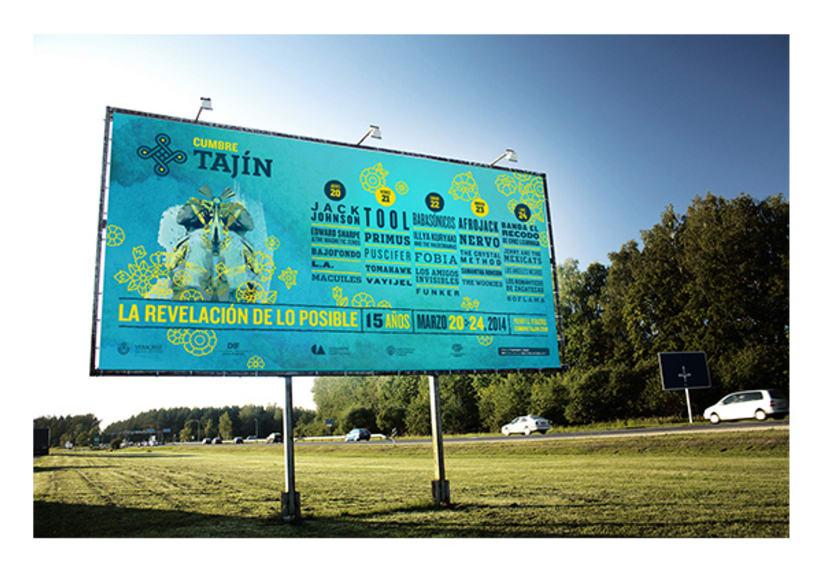 Cumbre Tajín (Rebrand) 6