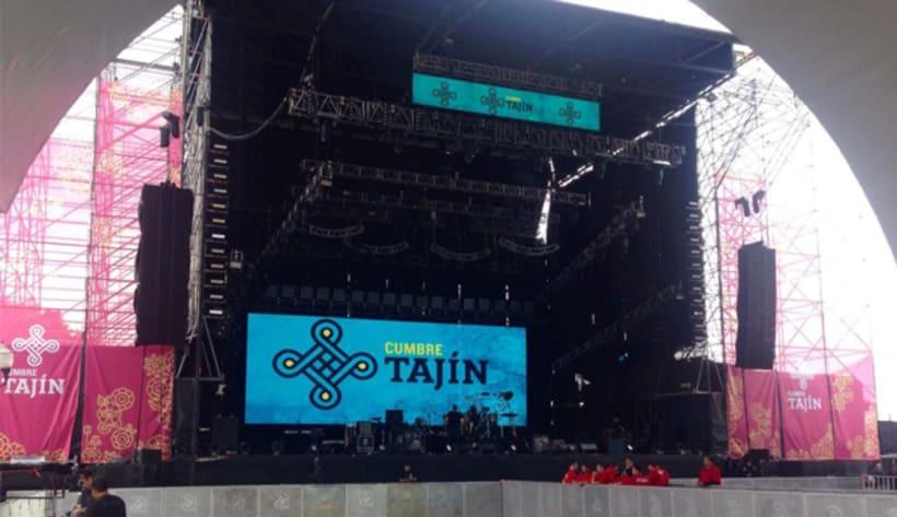 Cumbre Tajín (Rebrand) 12