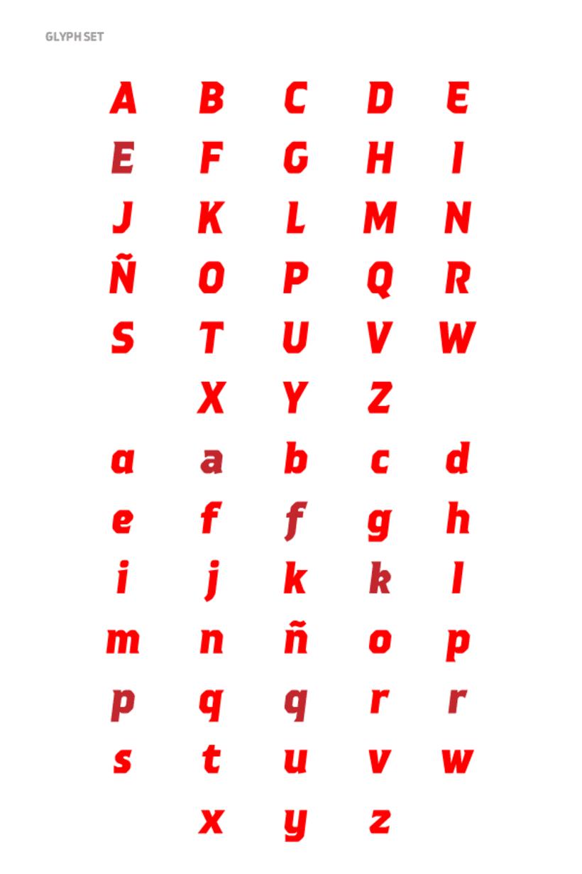 Emperador (Custom font) 0