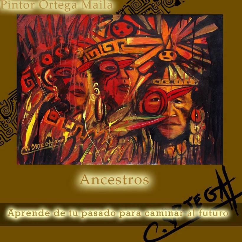 Imagenes Pintor-Escultor Ortega Maila 33