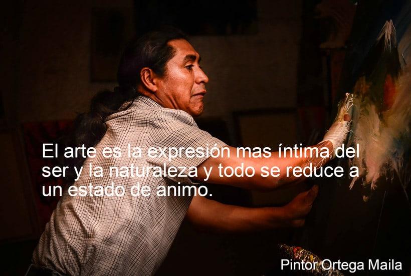Imagenes Pintor-Escultor Ortega Maila 40