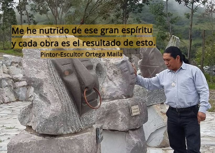 Imagenes Pintor-Escultor Ortega Maila 42