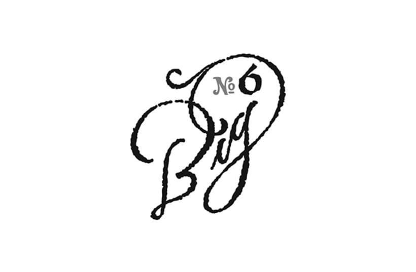 Hecho a Mano (lettering, monogramas y logos) 9