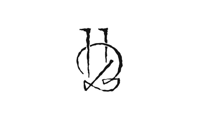 Hecho a Mano (lettering, monogramas y logos) 17