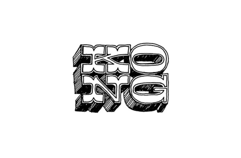 Hecho a Mano (lettering, monogramas y logos) 21