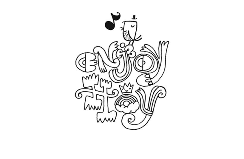 Hecho a Mano (lettering, monogramas y logos) 25