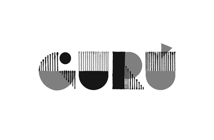 Hecho a Mano (lettering, monogramas y logos) 42