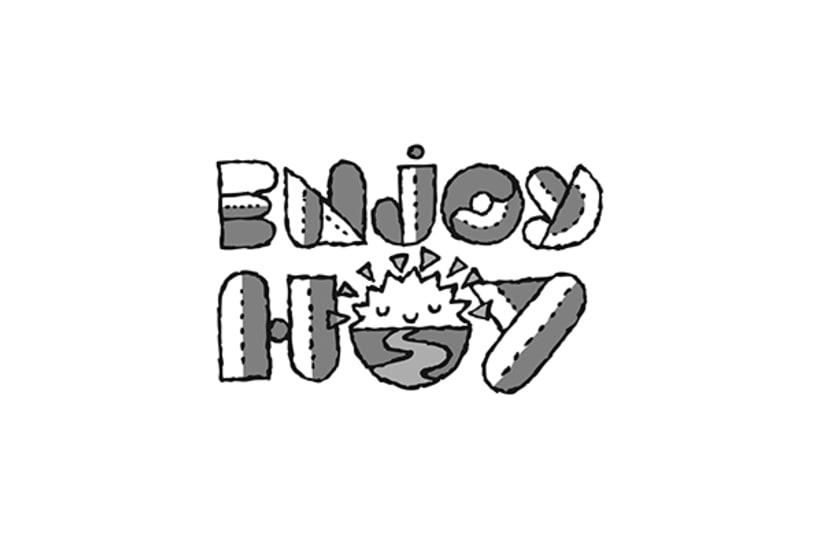 Hecho a Mano (lettering, monogramas y logos) 47